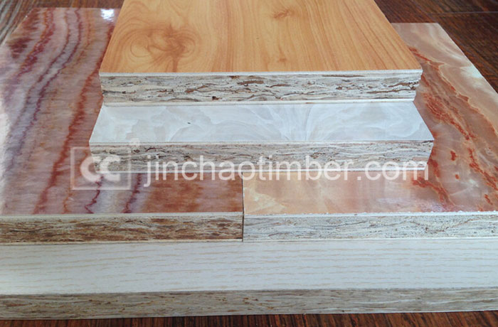 OSB with Melamine Paper